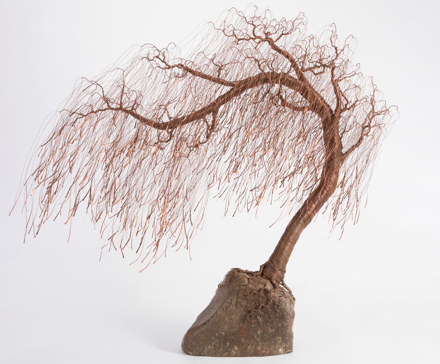 Winds of Change tree sculpture